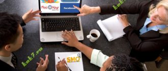 Социальные сети в бизнесе