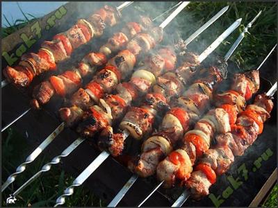 приготовление маринада для шашлыка из свинины