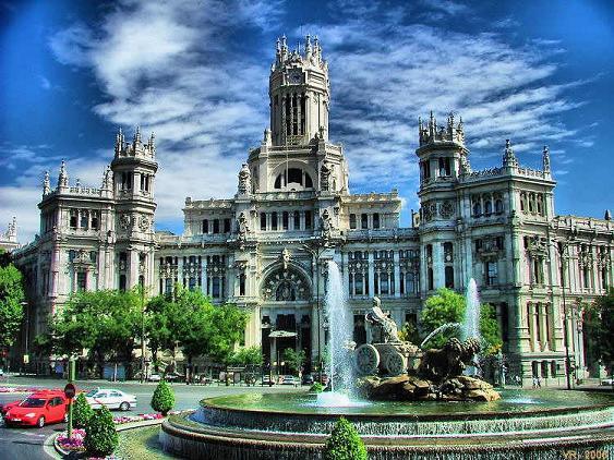 Пуэрта-дель-Соль-в-Мадриде